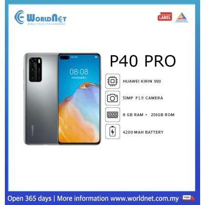 Huawei P40 Pro 6.58''  8GB RAM + 256GB ROM 4200 mAh