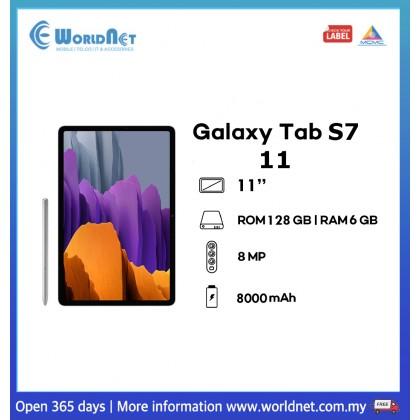 "SAMSUNG GALAXY S7 11"" 6GB RAM + 128GB ROM 8000mAh"