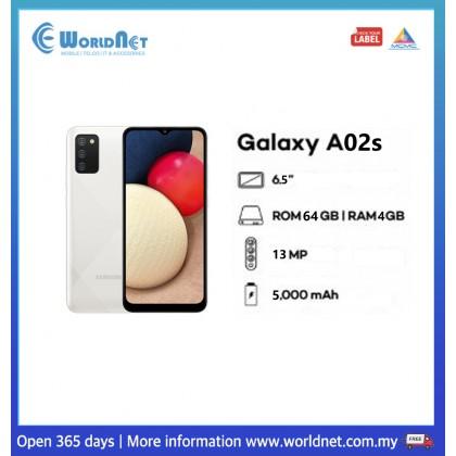 """Samsung Galaxy A02s A025 6.5"""" 4GB RAM + 64GB ROM 5000mAh"""