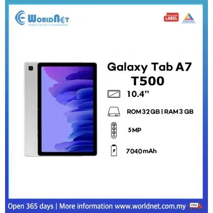 """Samsung Galaxy Tab A7 T500 10.4"""" 3GB RAM + 32GB ROM 7040 mAh"""