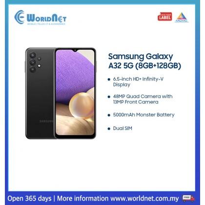 "Samsung Galaxy A32 5G A326 6.5"" 8GB RAM + 128GB ROM 5000 mAh"
