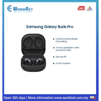 Samsung Galaxy Buds Pro 44.9g 472 mAh