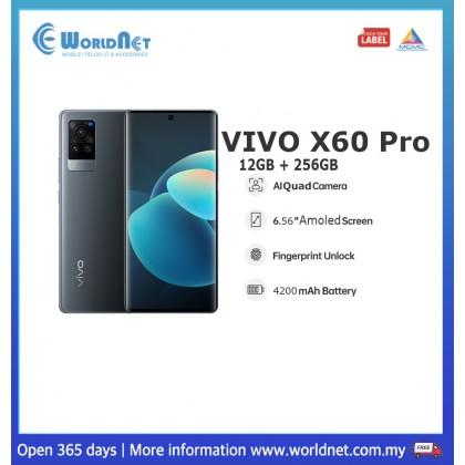 """Vivo X60 Pro 6.56"""" 12GB RAM + 256GB ROM 4200mAh"""