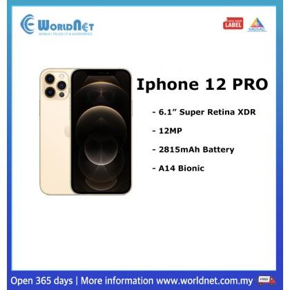 "Iphone 12 Pro 6.1""  256GB ROM + 6GB RAM 2815mAh"