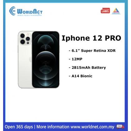 "Iphone 12 Pro 6.1"" 512GB ROM + 6GB RAM  2815mAh"