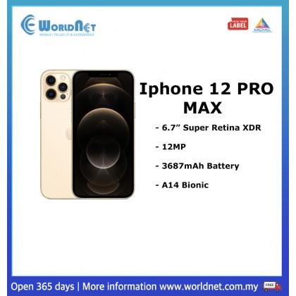 "Iphone 12 Pro Max 6.7"" 128GB ROM + 6GB RAM 3687mAh"