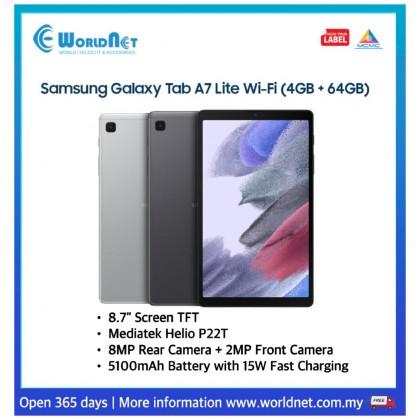 """Samsung Galaxy Tab A7 Lite [T220] 8.7"""" 4GB + 64GB 5100mAh"""