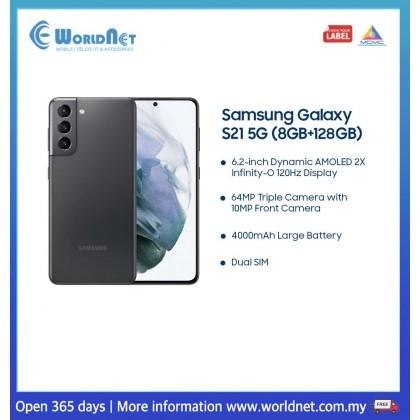 "Samsung Galaxy S21 5G (G991) 6.2"" 8GB RAM + 128GB ROM 4000 mAh"